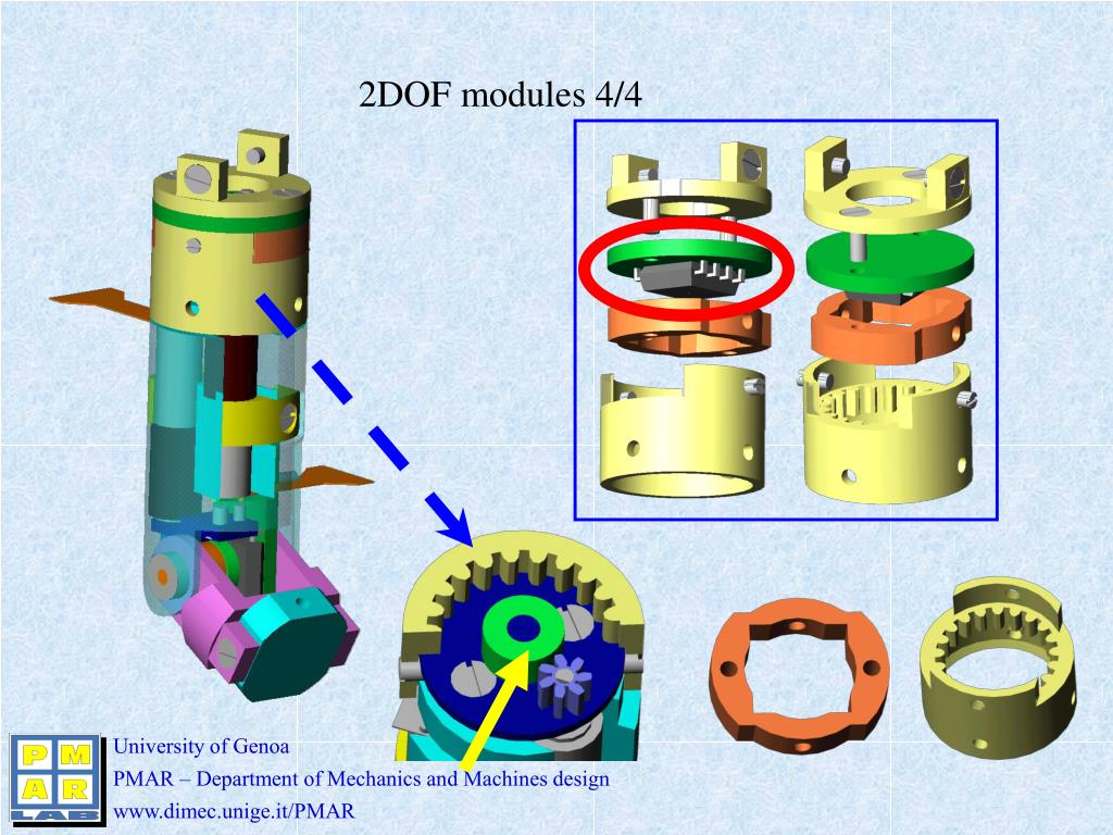 2DOF modules 4/4