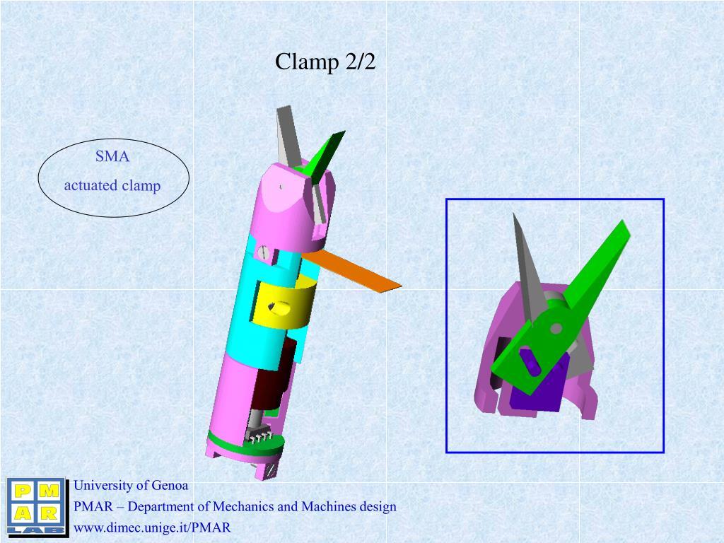 Clamp 2/2