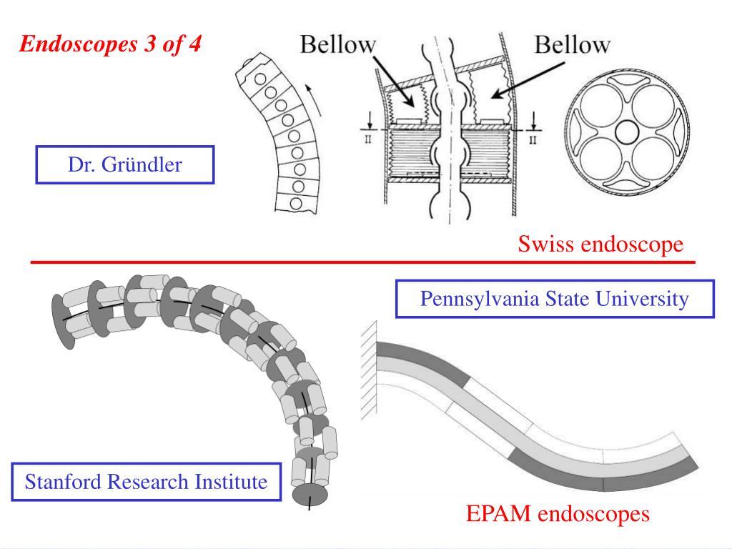 Endoscopes 3 of 4
