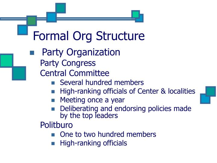 Formal org structure3