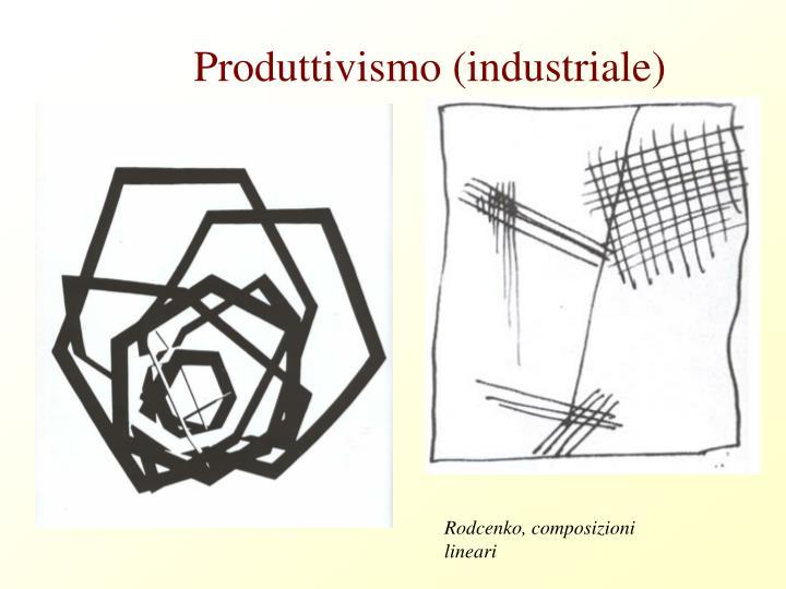 Produttivismo (industriale)