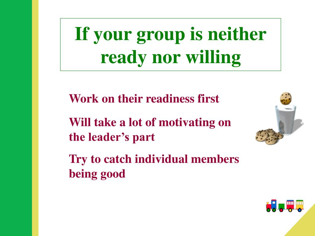 If your group is neither