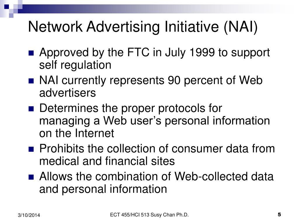Network Advertising Initiative (NAI)