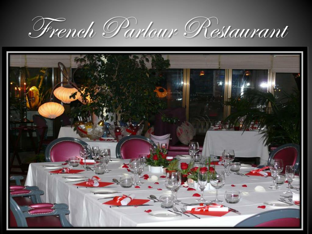 French Parlour Restaurant