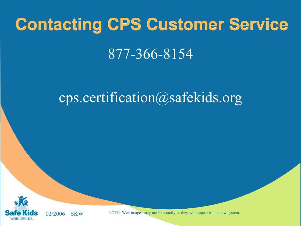 Contacting CPS Customer Service