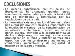 c0clusiones