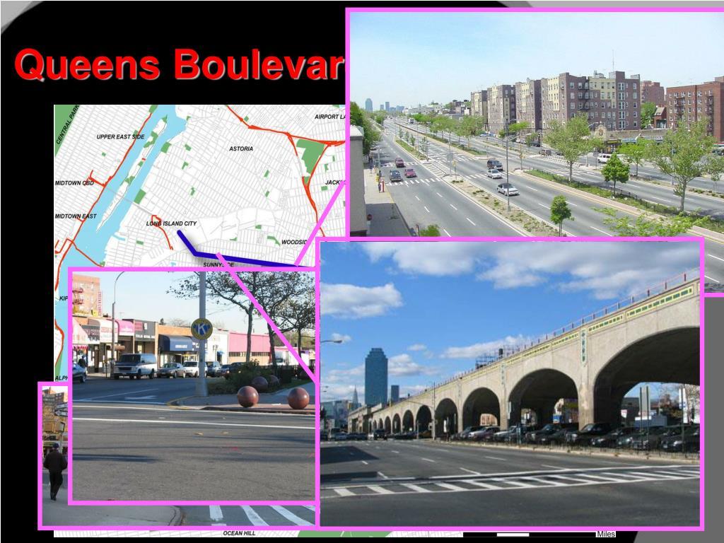 Queens Boulevard Corridor
