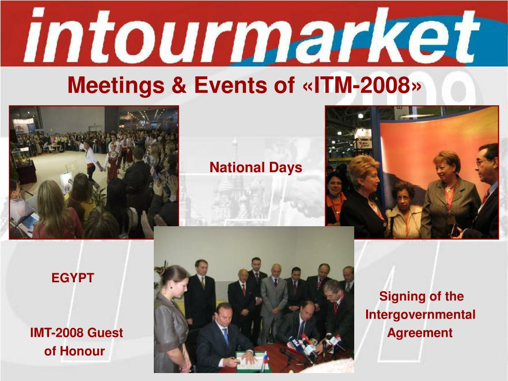 Meetings & Events of