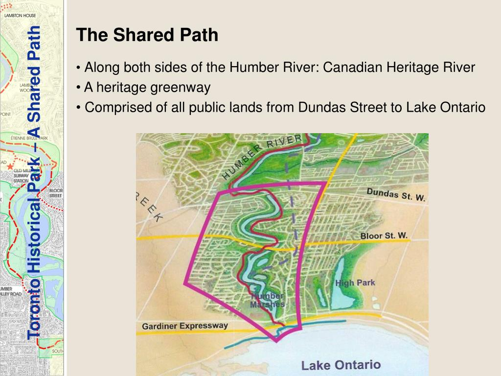 The Shared Path