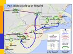 port inland distribution network