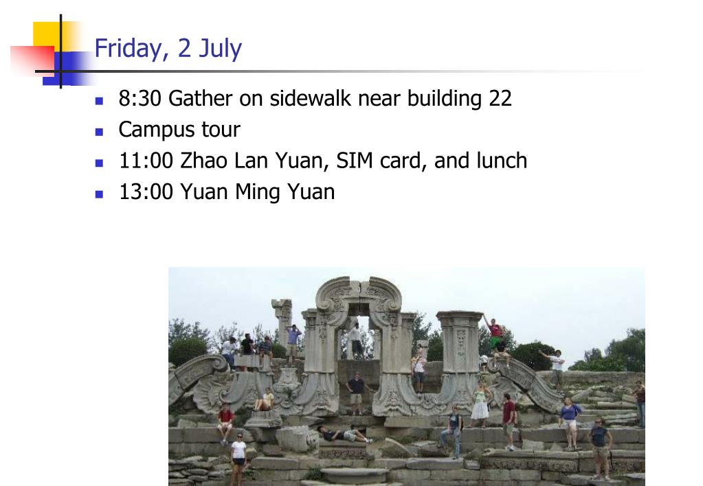 Friday, 2 July