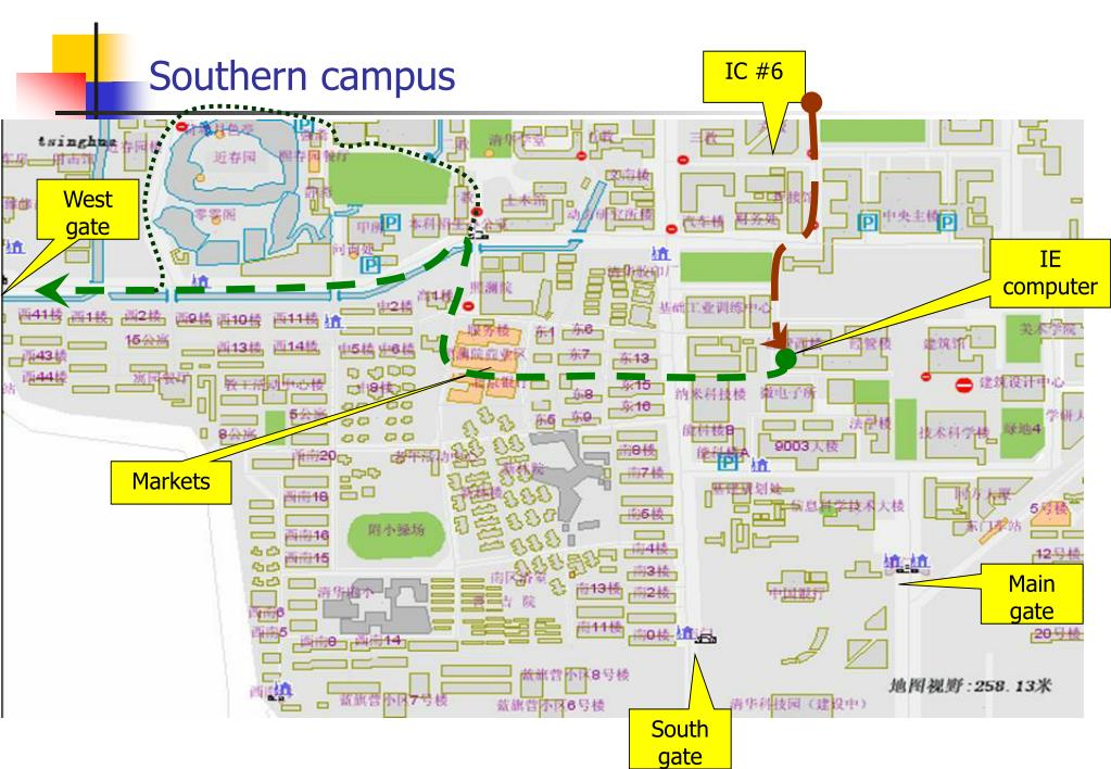Southern campus