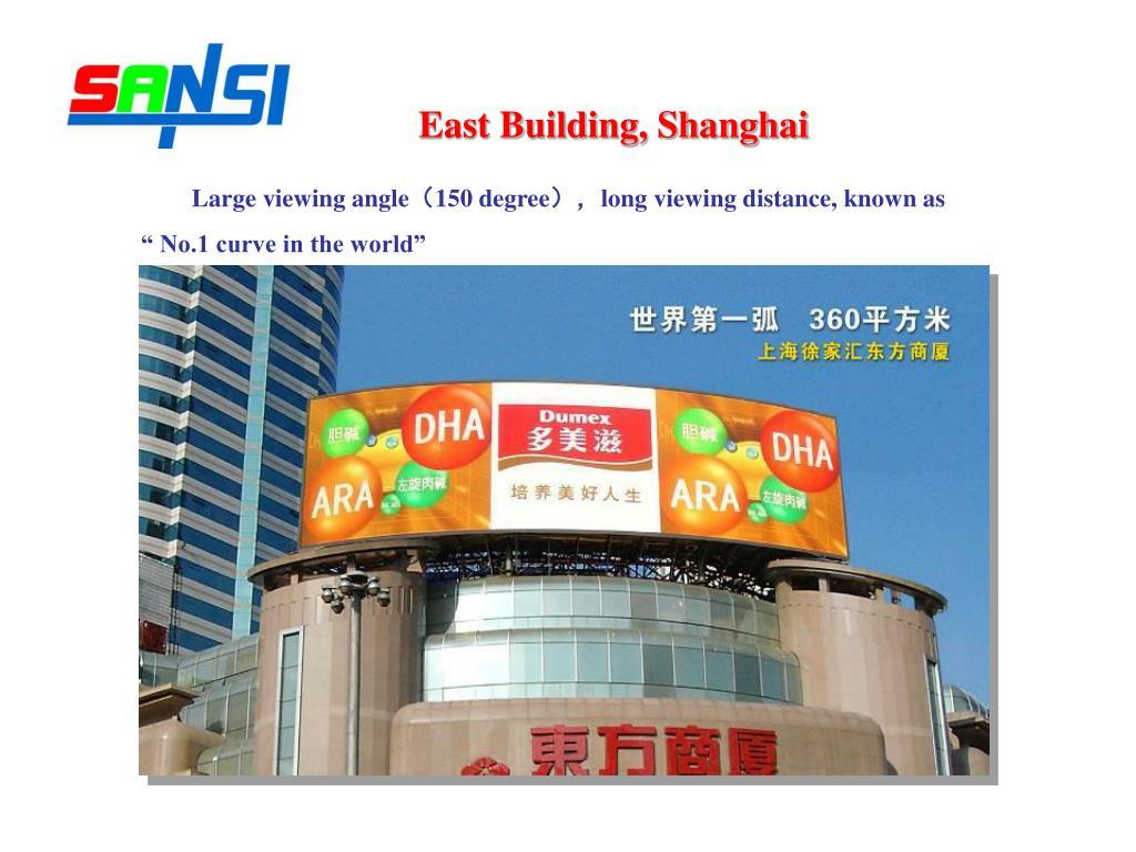 East Building, Shanghai