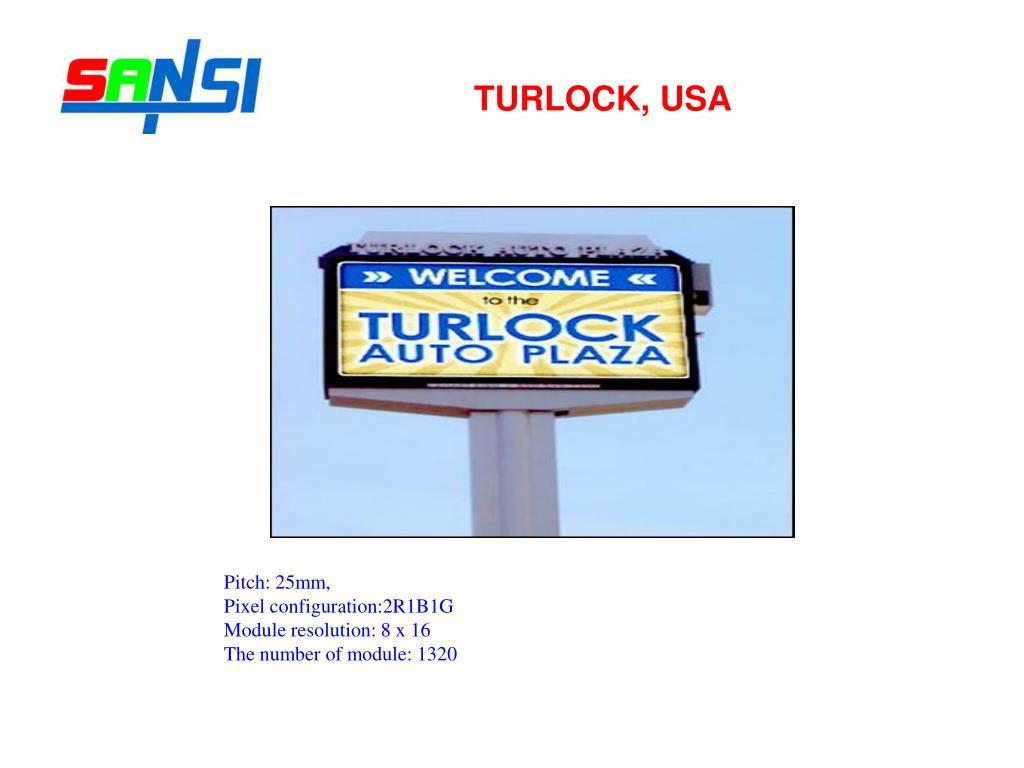 TURLOCK, USA
