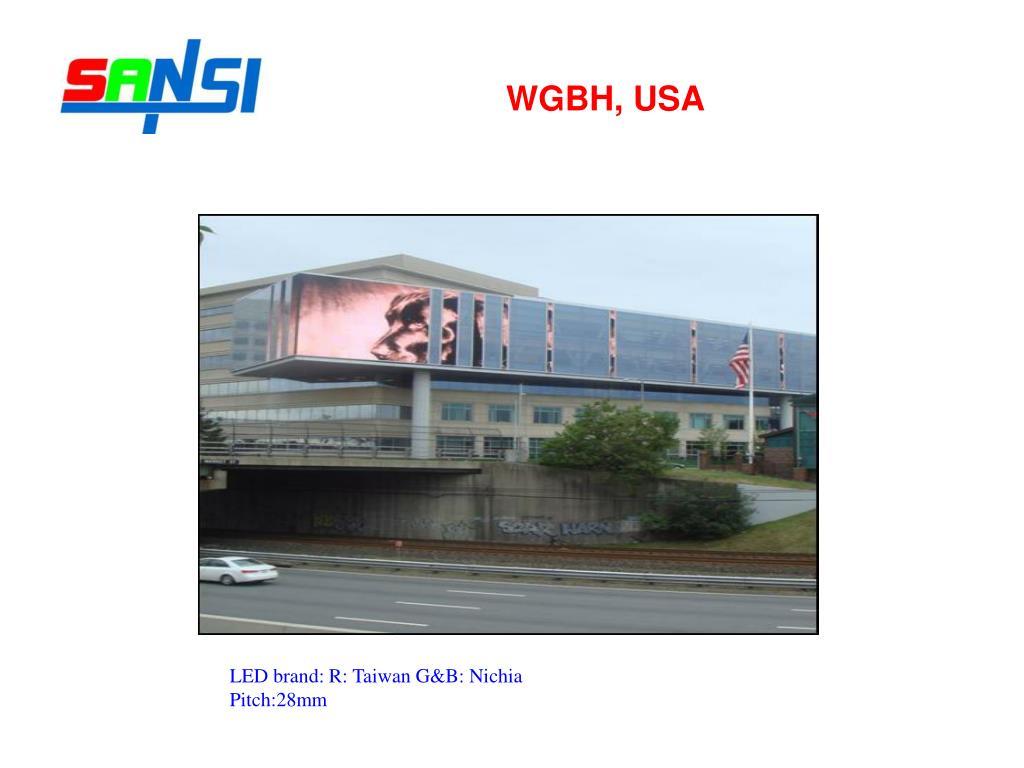 WGBH, USA