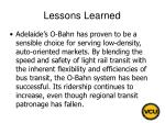 lessons learned68