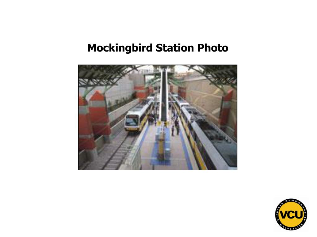 Mockingbird Station Photo