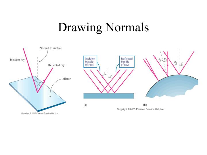 Drawing Normals