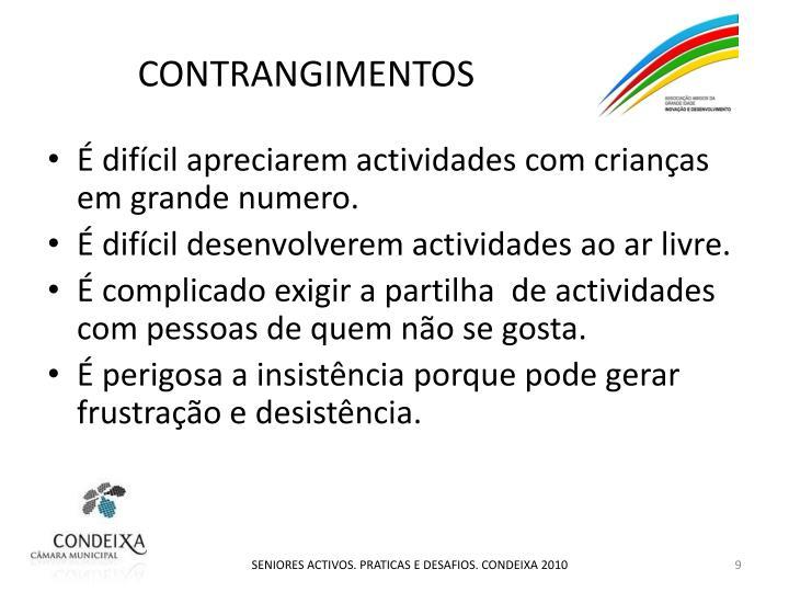 CONTRANGIMENTOS