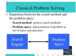 classical problem solving9