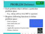 problem defstruct