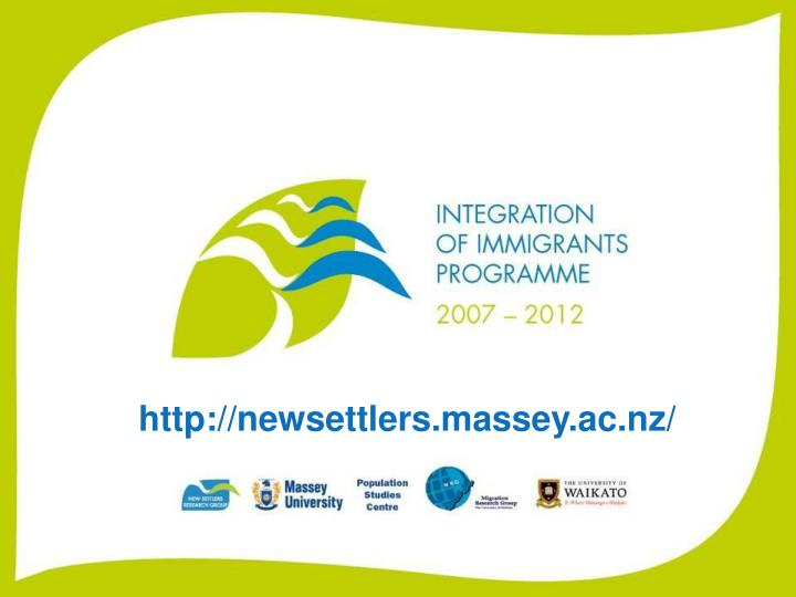 http://newsettlers.massey.ac.nz/