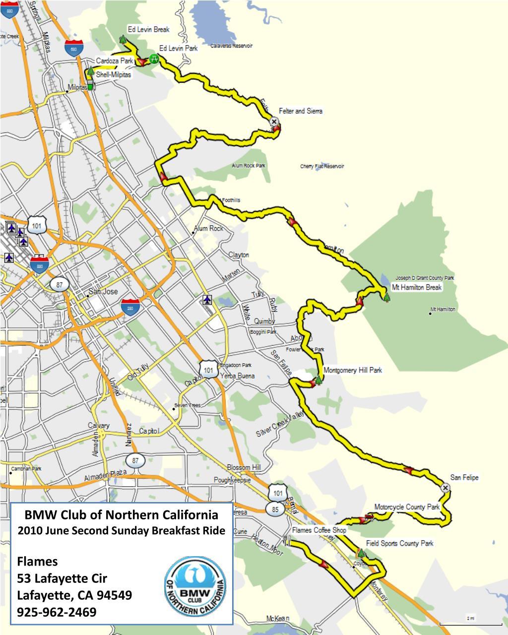 BMW Club of Northern California