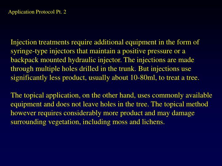 Application Protocol Pt. 2