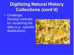 digitizing natural history collections cont d2