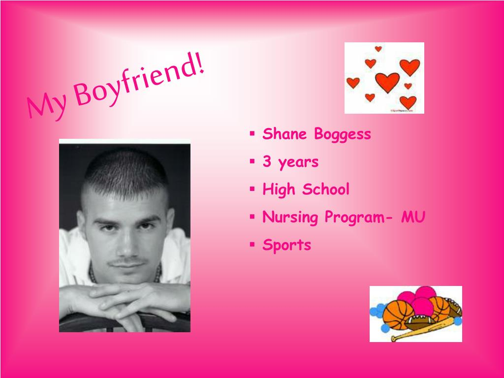 My Boyfriend!