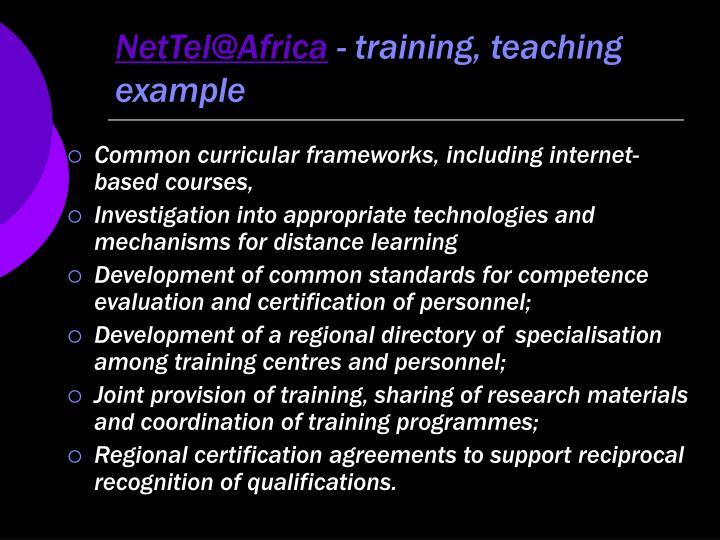 NetTel@Africa