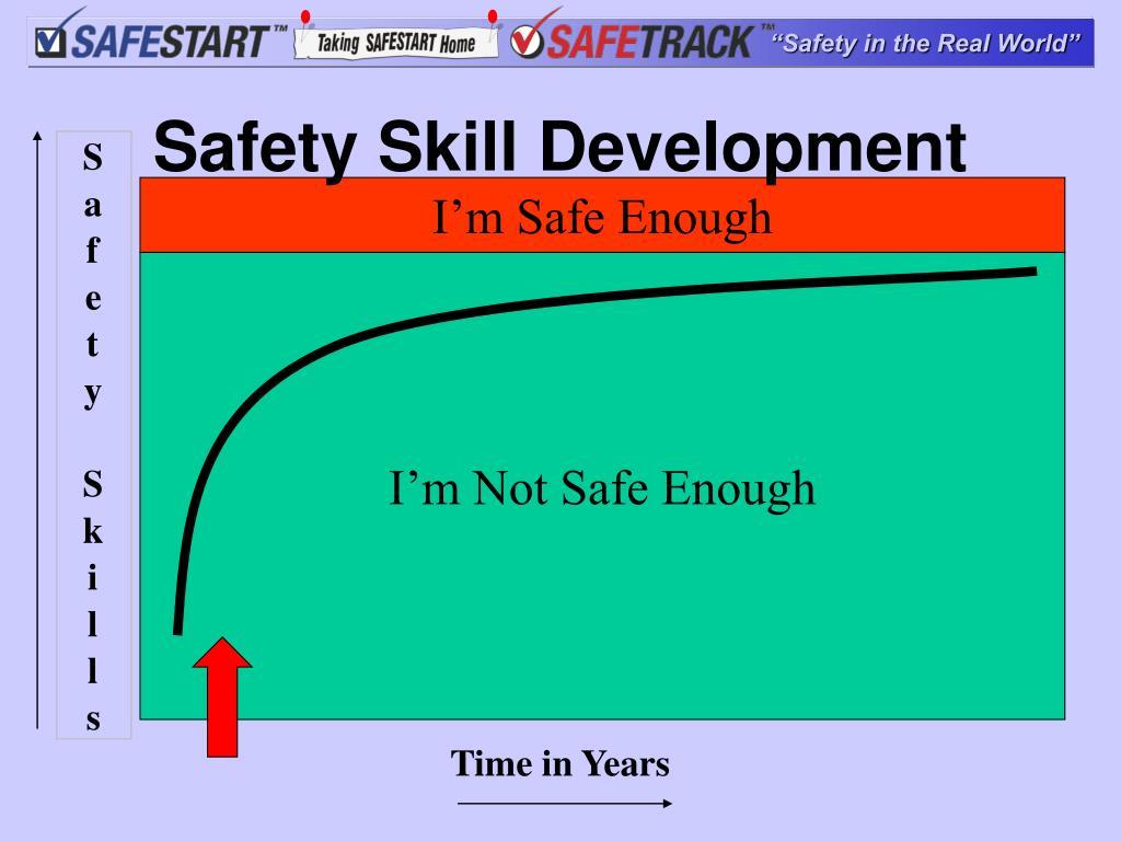 Safety Skill Development
