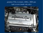 pattakon vvar 4cylinder 1600cc 9000 rpm light version intake side only
