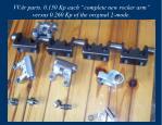 vvar parts 0 150 kp each complete new rocker arm versus 0 260 kp of the original 2 mode