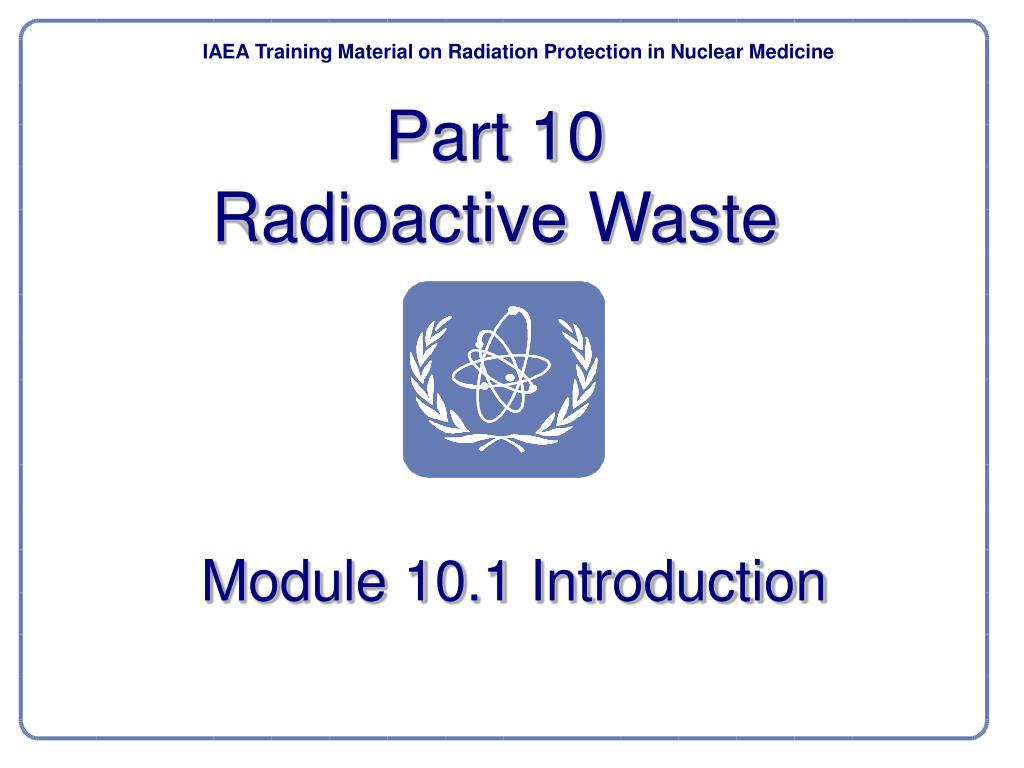 Module 10.1 Introduction