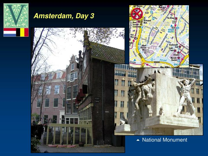 Amsterdam, Day 3