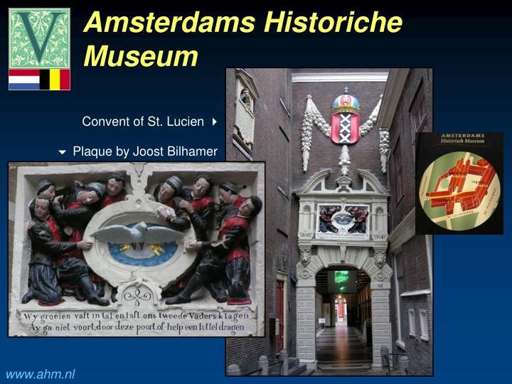 Amsterdams Historiche Museum