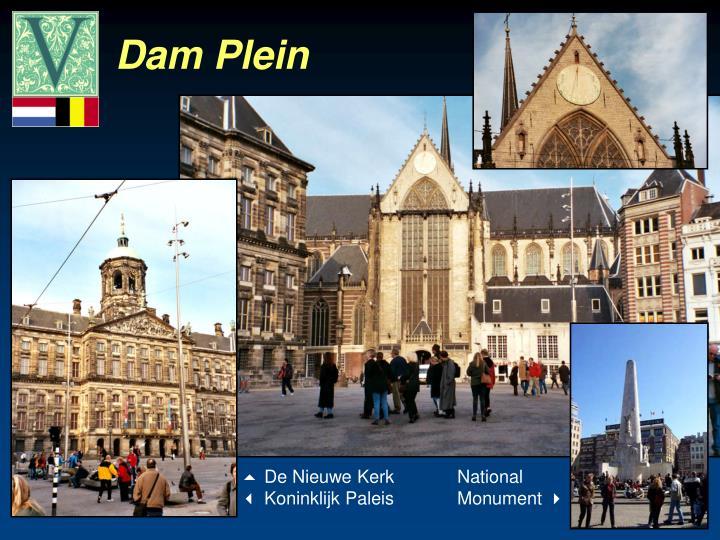 Dam Plein