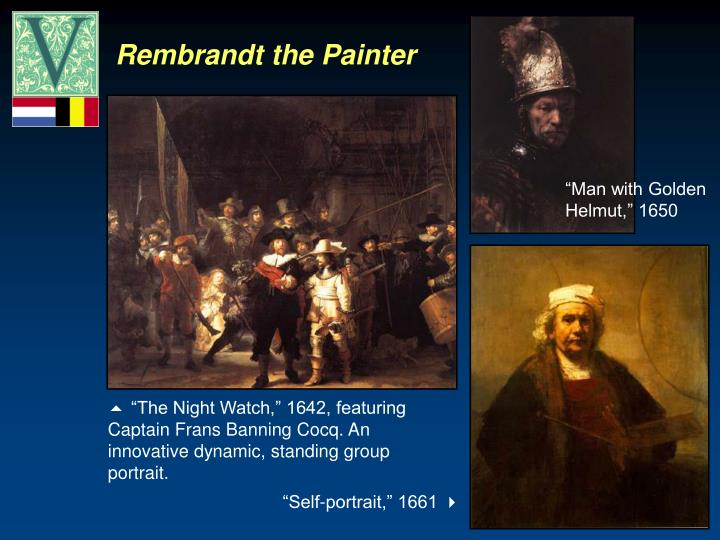 Rembrandt the Painter