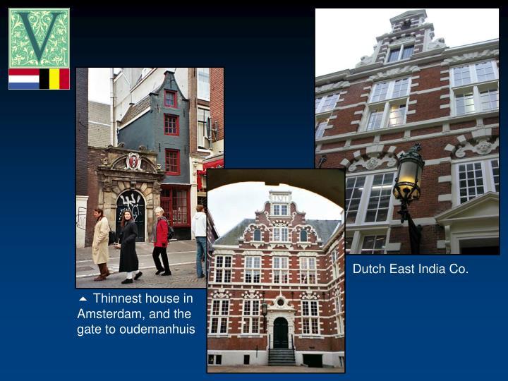 Dutch East India Co.