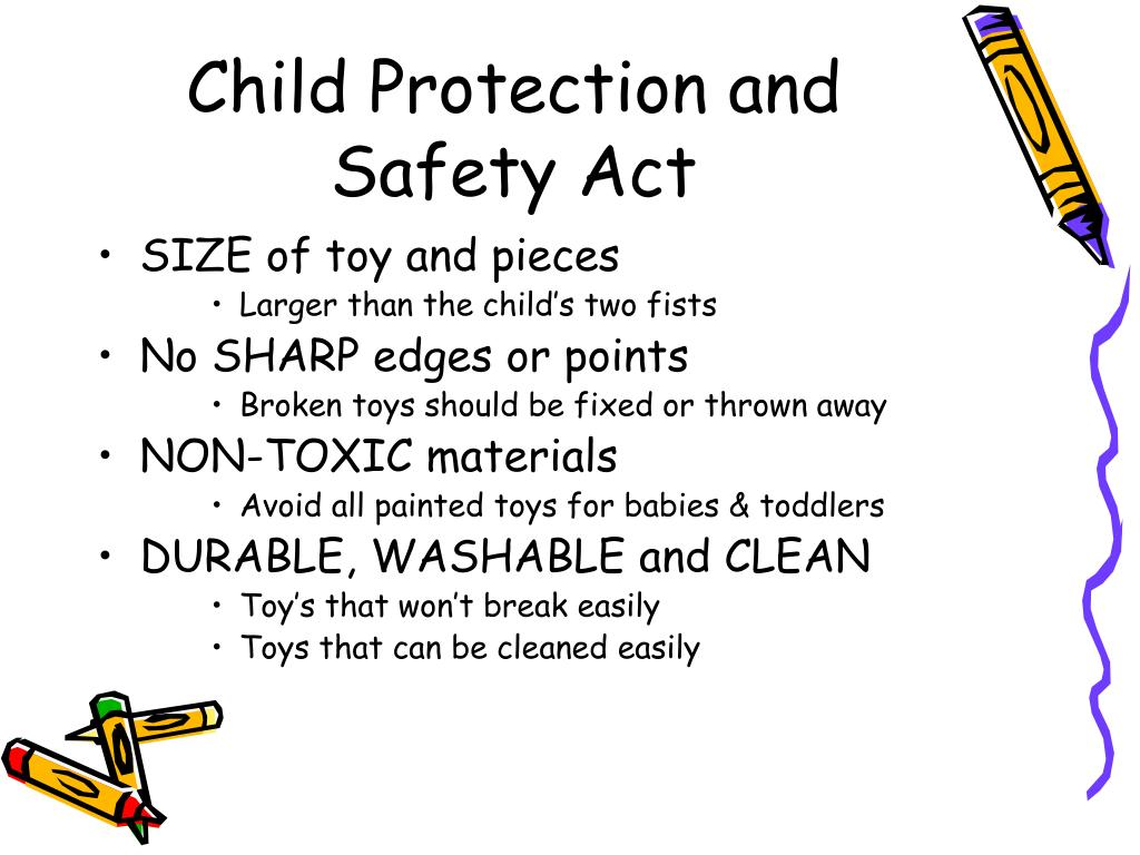 Child Protection and Safety Act