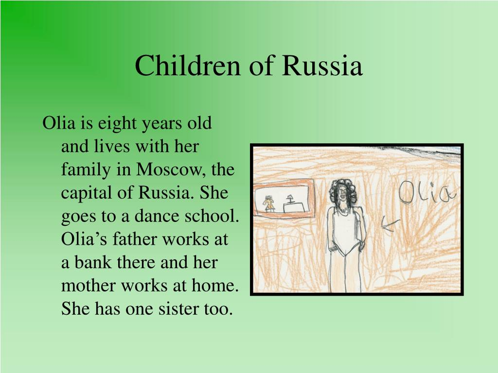 Children of Russia