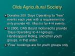 olds agricultural society13