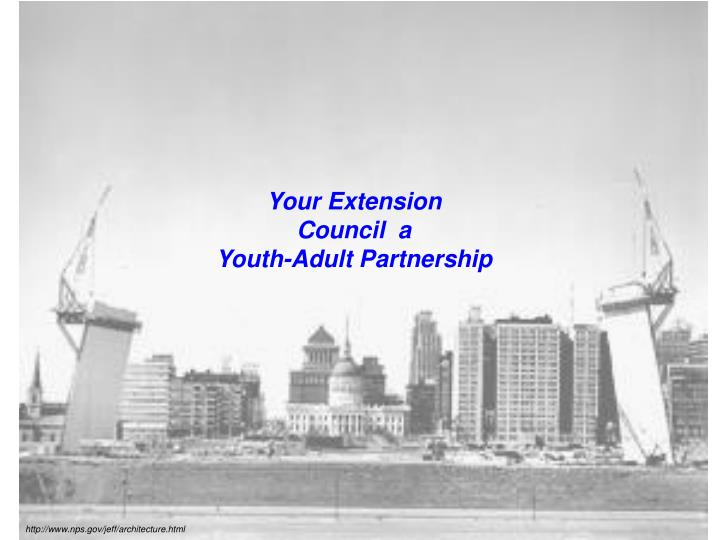 Your Extension