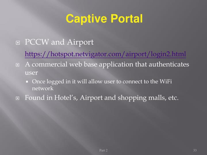 PCCW and Airport