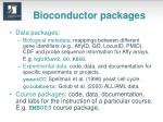 bioconductor packages1