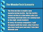 the wondertech scenario1