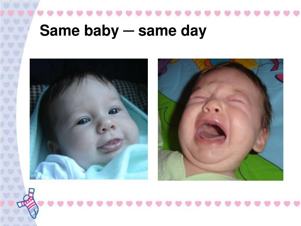 Same baby