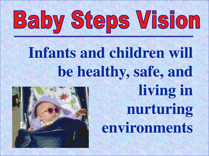 Baby Steps Vision