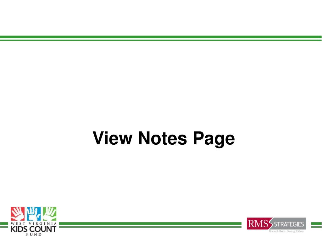 View Notes Page